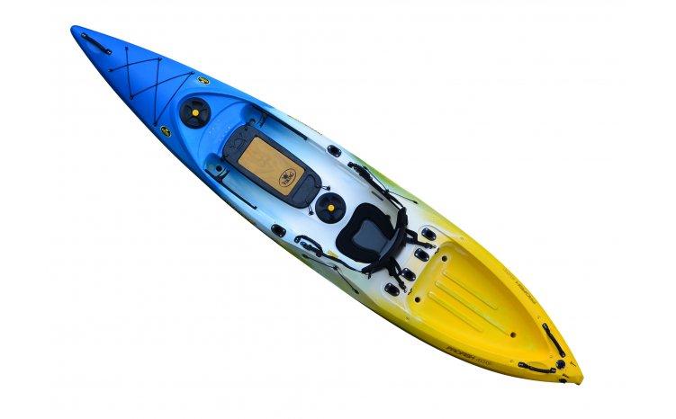 Viking kayaks australia profish 400 light weight fishing for Kayak lights for night fishing